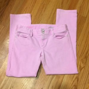 Lilly Pulitzer straight leg jeans